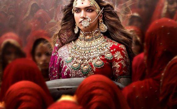 """Affiche du film """"Padmaavat"""""""