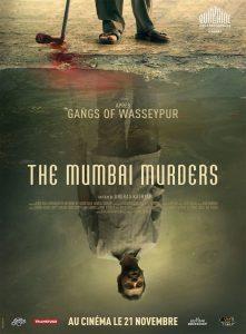 """Affiche du film """"The Mumbai Murders"""""""