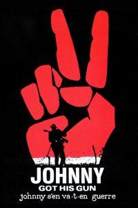 """Affiche du film """"Johnny s'en va-t-en guerre"""""""