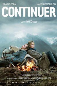 "Affiche du film ""Continuer"""