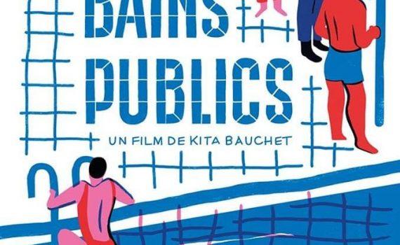 """Affiche du film """"Bains Publics"""""""