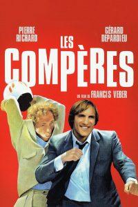 """Affiche du film """"Les compères"""""""