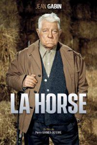 """Affiche du film """"La horse"""""""