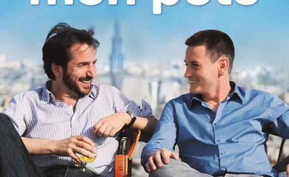 """Affiche du film """"Mon pote"""""""