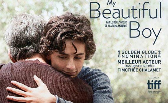 """Affiche du film """"My Beautiful Boy"""""""