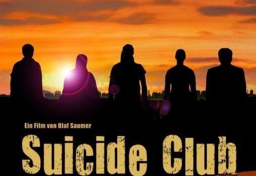 """Affiche du film """"Suicide club"""""""
