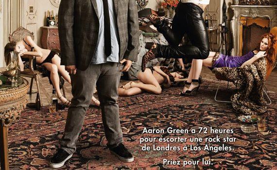"""Affiche du film """"American trip"""""""