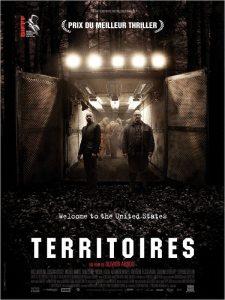 """Affiche du film """"Territoires"""""""