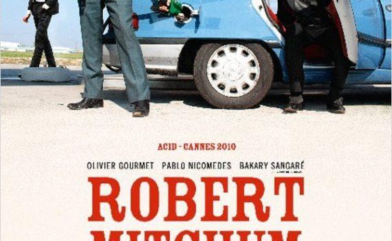 "Affiche du film ""Robert Mitchum Est Mort"""
