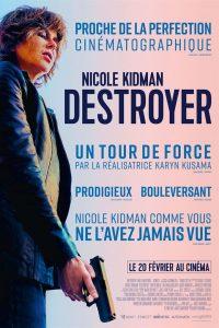 """Affiche du film """"Destroyer"""""""