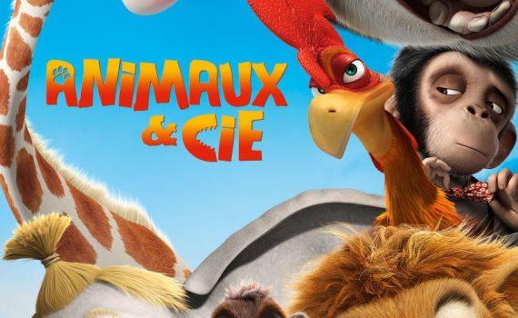 "Affiche du film ""Animaux & Cie"""