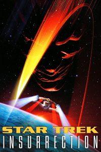 """Affiche du film """"Star Trek : Insurrection"""""""