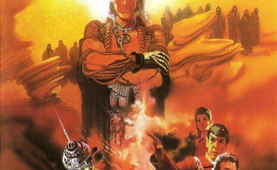 """Affiche du film """"Star Trek II : La Colère de Khan"""""""
