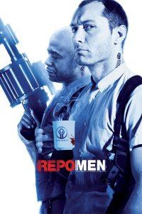 "Affiche du film ""Repo men"""