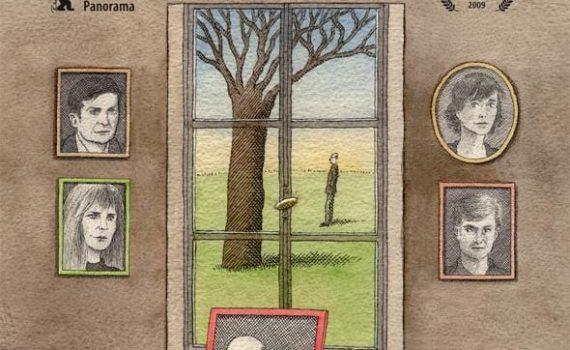 """Affiche du film """"L'arbre et la forêt"""""""