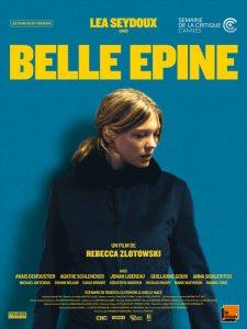 """Affiche du film """"Belle épine"""""""