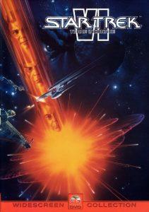 """Affiche du film """"Star Trek VI : Terre inconnue"""""""