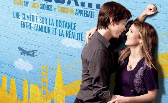 """Affiche du film """"Trop loin pour toi"""""""