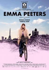 "Affiche du film ""Emma Peeters"""