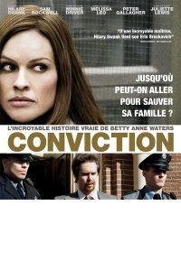 """Affiche du film """"Conviction"""""""