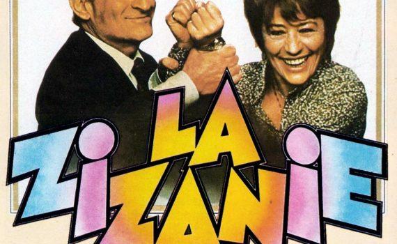 "Affiche du film ""La Zizanie"""