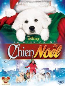"""Affiche du film """"La mission de chien Noël"""""""