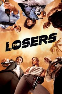 "Affiche du film ""The Losers"""