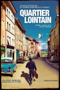 """Affiche du film """"Quartier lointain"""""""