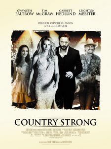 """Affiche du film """"Country Strong"""""""
