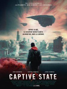 """Affiche du film """"Captive State"""""""