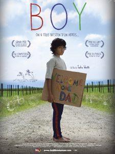 """Affiche du film """"Boy"""""""