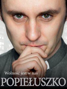 """Affiche du film """"Popieluszko"""""""