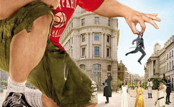 """Affiche du film """"Les Voyages de Gulliver"""""""