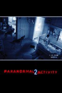 """Affiche du film """"Paranormal Activity 2"""""""