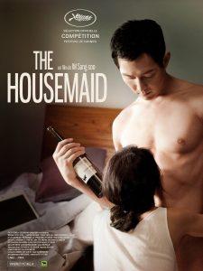 "Affiche du film ""The Housemaid"""