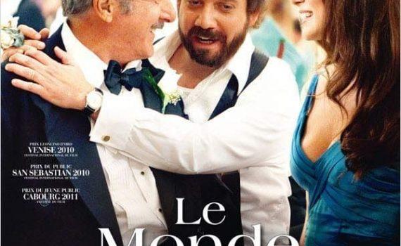 """Affiche du film """"Le Monde de Barney"""""""