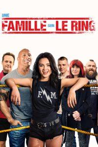 """Affiche du film """"Une famille sur le ring"""""""