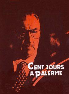 """Affiche du film """"Cent jours à Palerme"""""""