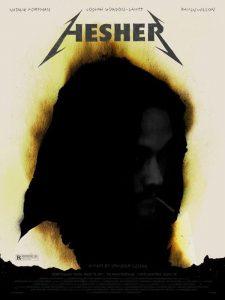 """Affiche du film """"Hesher"""""""