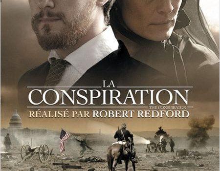 """Affiche du film """"La conspiration"""""""