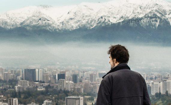 """Affiche du film """"Santiago, Italia"""""""