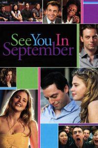 """Affiche du film """"See You in September"""""""
