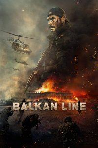 "Affiche du film ""Balkan Line"""