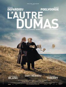 """Affiche du film """"L'autre Dumas"""""""