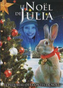 """Affiche du film """"Le Noël de Julia"""""""