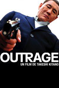 """Affiche du film """"Outrage"""""""
