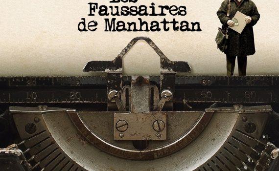 """Affiche du film """"Les Faussaires de Manhattan"""""""