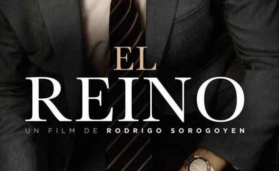 """Affiche du film """"El reino"""""""
