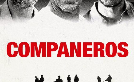 """Affiche du film """"Compañeros"""""""