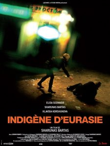 """Affiche du film """"Indigène d'Eurasie"""""""